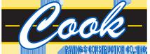Cooks Paving Logo